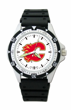 Calgary Flames Option Watch