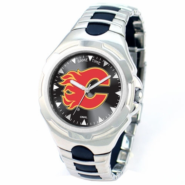 Calgary Flames Victory Mens Watch