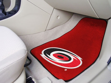 Carolina Hurricanes 2 Piece Car Mats
