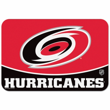 Carolina Hurricanes 20 x 30 Mat