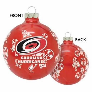 Carolina Hurricanes 2010 Traditional Ornament