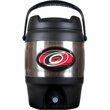 Carolina Hurricanes 3 Gallon Stainless Steel Jug