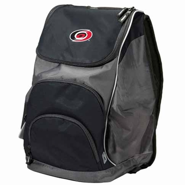 Carolina Hurricanes Action Backpack (Color: Black)