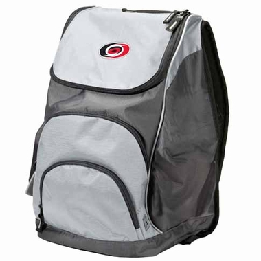 Carolina Hurricanes Action Backpack (Color: Grey)