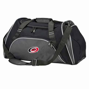 Carolina Hurricanes Action Duffle (Color: Black)