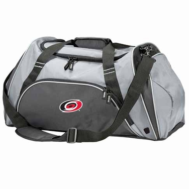 Carolina Hurricanes Action Duffle (Color: Grey)