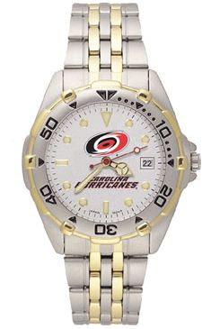 Carolina Hurricanes All Star Mens (Steel Band) Watch