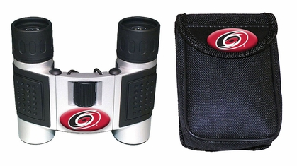 Carolina Hurricanes Binoculars and Case