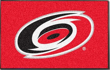 Carolina Hurricanes Economy 5 Foot x 8 Foot Mat