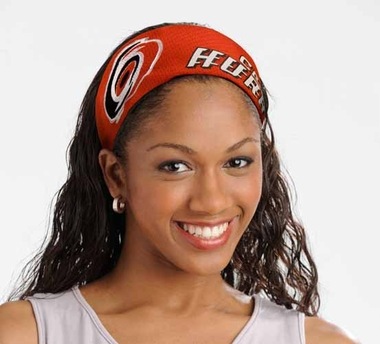 Carolina Hurricanes FanBand Hair Band