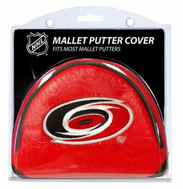 Carolina Hurricanes Mallet Putter Cover