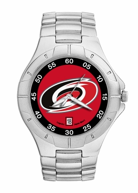 Carolina Hurricanes Pro II Men's Stainless Steel Watch