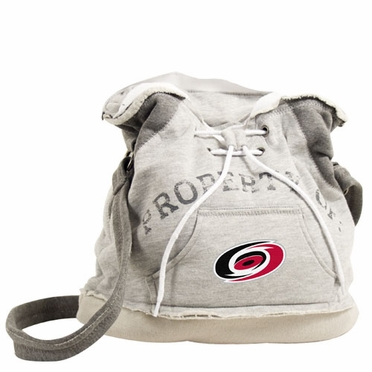 Carolina Hurricanes Property of Hoody Duffle