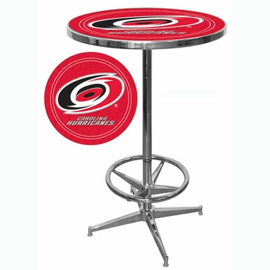 Carolina Hurricanes Pub Table