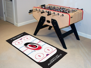 Carolina Hurricanes Rink Runner Rug