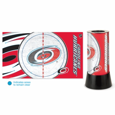 Carolina Hurricanes Rotating Lamp