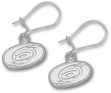 Carolina Hurricanes Sterling Silver Post or Dangle Earrings