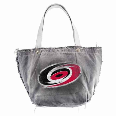 Carolina Hurricanes Vintage Tote (Black)