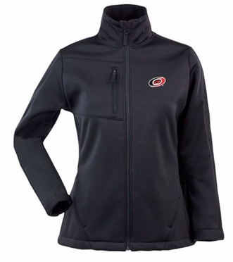 Carolina Hurricanes Womens Traverse Jacket (Team Color: Black)