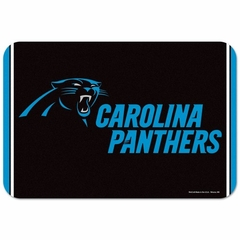Carolina Panthers 20 x 30 Mat