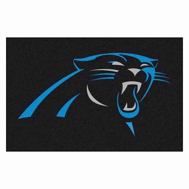 Carolina Panthers 20 x 30 Rug