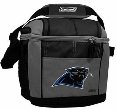 Carolina Panthers 24 Can Soft Side Cooler