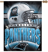 Carolina Panthers Flags & Outdoors