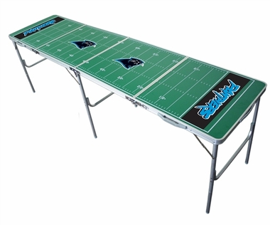 Carolina Panthers 2x8 Tailgate Table