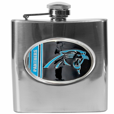 Carolina Panthers 6 oz. Hip Flask