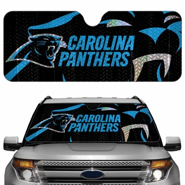 Carolina Panthers Auto Sun Shade