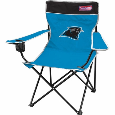 Carolina Panthers Broadband Quad Tailgate Chair