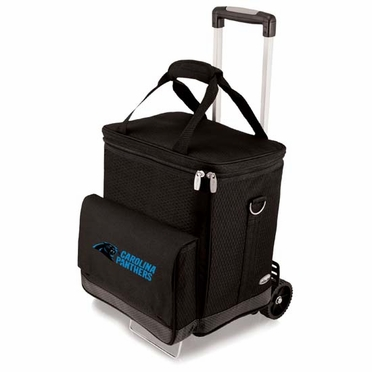 Carolina Panthers Cellar w/Trolley (Black)