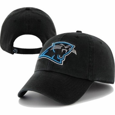 Carolina Panthers Cleanup Adjustable Hat