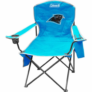 Carolina Panthers Cooler Quad Tailgate Chair
