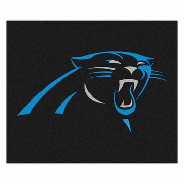 Carolina Panthers Economy 5 Foot x 6 Foot Mat