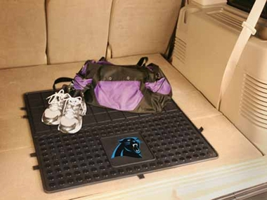 Carolina Panthers Heavy Duty Vinyl Cargo Mat
