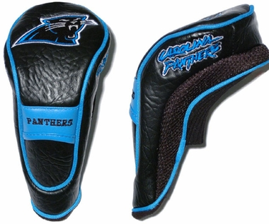 Carolina Panthers Hybrid Individual Headcover
