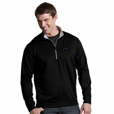 Carolina Panthers Mens Leader Pullover (Team Color: Black)