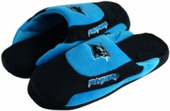 Carolina Panthers Low Pro Scuff Slippers