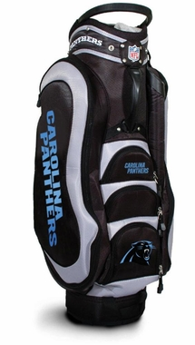 Carolina Panthers Medalist Cart Bag