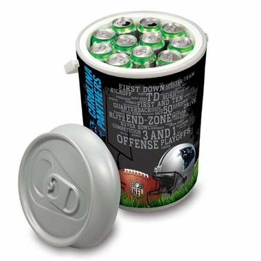 Carolina Panthers Mega Can Cooler