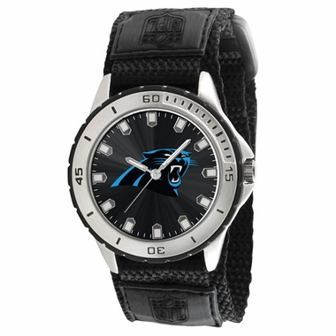 Carolina Panthers Mens Veteran Watch