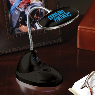 Carolina Panthers Mini LED Desk Lamp