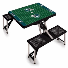 Carolina Panthers Picnic Table Sport (Black)