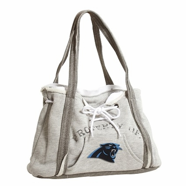 Carolina Panthers Property of Hoody Purse