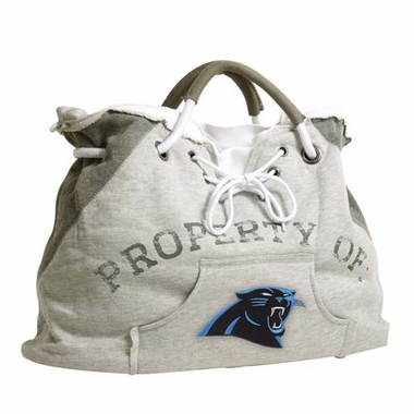 Carolina Panthers Property of Hoody Tote