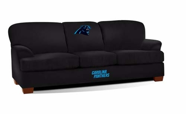 Carolina Panthers First Team Sofa