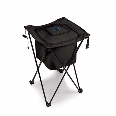 Carolina Panthers Sidekick Cooler (Black)