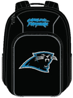 Carolina Panthers Southpaw Youth Backpack