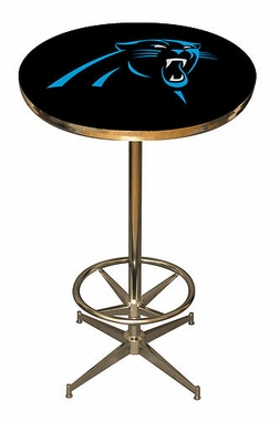 Carolina Panthers Team Pub Table